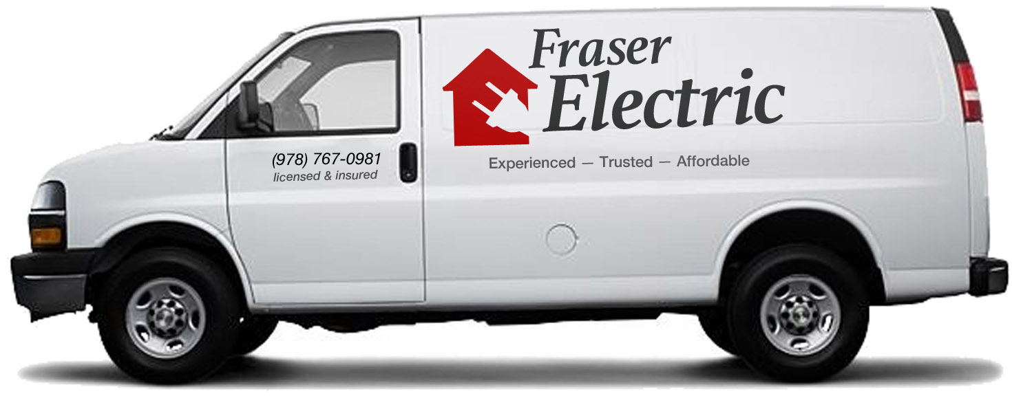 Fraser Electric Van